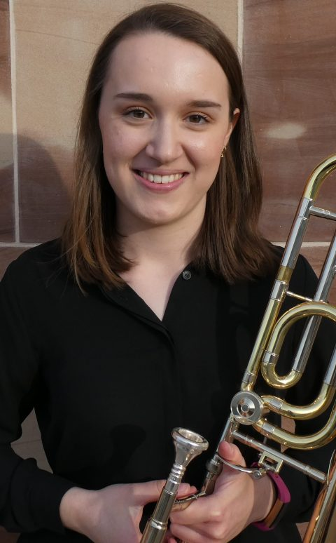 Beginners Brass Coordinator - Madison Harris