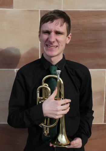 Beginners Brass Coordinator - Sebastian Hamilton